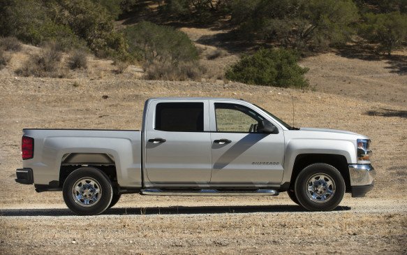<p><strong></strong>Fourth among pickups and #6 overall, sales of 10,362 Chevrolet Silverados are up 18.2% from a year ago.</p>