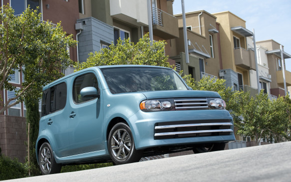 "<p>Another automaker that tried to export Japan's ""anti-car car"" culture to North America, Nissan fared little better with its Cube, introduced here in 2009. Beyond just its box-like form, the Cube was hampered by asymmetric styling that gave it a bit of a Salvador Dali aura. It didn't work in Europe, where its sales were discontinued in 2011, and it hasn't done much better here, being withdrawn from the market in 2014.</p>"