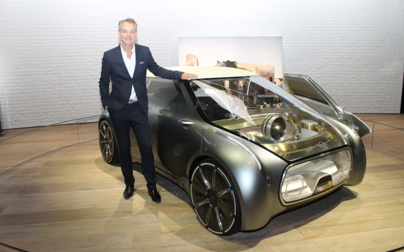 "<p>Whether any of them ever touch the road, we won't know for another lifetime. But they might. ""If, as a designer, you are able to imagine something, there's a good chance it could one day become reality,"" says van Hooydonk, the head of BMW Group Design.</p>"