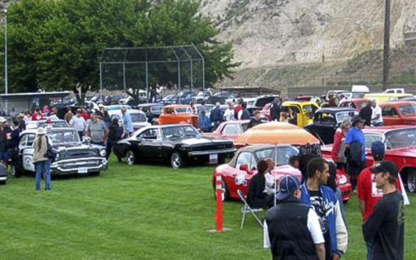 <p><strong>June 12-14 – </strong>The village of Cache Creek, located an hour west of Kamloops, is thrown back in time with the 28th annual Graffiti Days. Besides the expected show 'n shine, poker run and car cruise, the Nl'akapxm Eagle Motorplex will play host to a rubber-burning Old Time drags.</p>