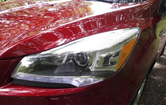 2013 Ford Escape - Headlamp