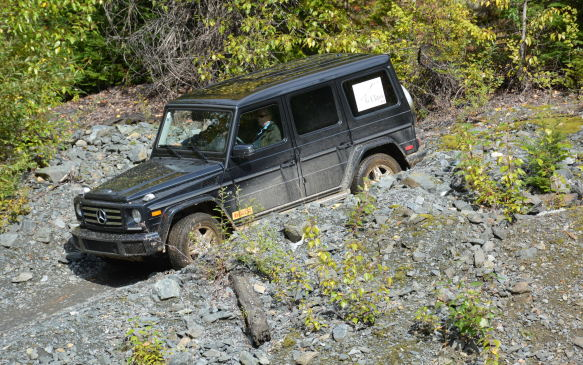<p>Locking differentials provide the driver with more control of all four wheels, something that's needed when riding off-road trails. You will always be in need of traction and therefore electronic stability control (ESP) and anti-lock brakes (ABS) are disabled to allow for more wheel-spin.  </p> <p>The centre differential applies a 50/50 split of traction control to the front and rear tires. The rear lock differential can be helpful when there's potential for a wheel being lifted off the ground. Instead of power being shifted to the raised wheel, under rear lock differential, traction is supplied to the other wheels to assist with that situation. Front lock will do the same, and because there's an order, you will have both the front and rear working on your behalf.</p>