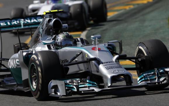 Nico Rosberg -Mercedes F1 - 2014