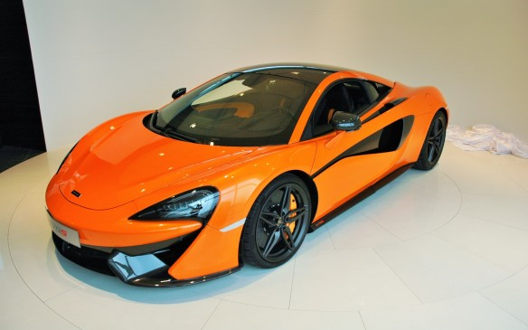 <p>The 570S belongs to McLaren's new entry-level Sports Series, slotting in below the established and continuing Super and Ultimate Series cars. Besides being the most affordable, it is also touted as the most daily-driver useable of the McLaren road cars.</p>