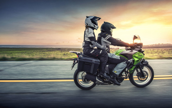 <p>Kawasaki has long been known for its KLR650 dual-purpose bike, which has been produced in some form for three decades and has a huge legion of fans, but the Versys-X is a more manageable and more affordable ($6,399) twin-cylinder bike that will go almost anywhere.</p>