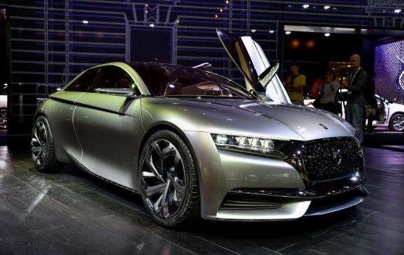DS Devine Concept Car