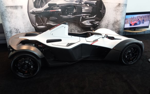<p>Designed in the spirit of a Formula car, the BAC Mono is built on a tub made of carbon fibre and graphene, a super material that is up to 20% lighter and also 200 times stronger than steel. With a naturally-aspirated, 2.5-litre four-cylinder engine that produces 305 hp and a total weight of just 580 kg, it scorches to 60 mph in 2.8 seconds, thanks to its 'intelligent' launch control with auto upshift.</p>