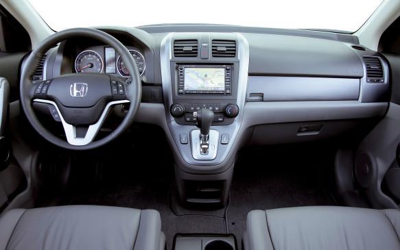 <p>2007 Honda CR-V</p>