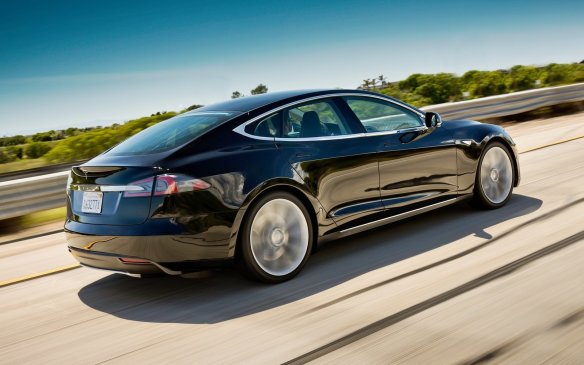 <p>People tend to forget that the Model S is more than just a nice-looking vehicle. It's enjoyable to drive too, with several battery sizes and motor outputs that provide serious performance. And the new twin-motor P85 D version offers all-wheel drive as well, something appreciated during Canadian winters.</p>