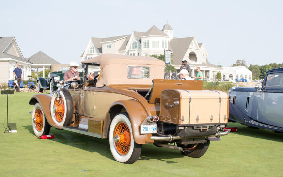 <p>With more than 100 exceptional cars in the Concours plus the addition of a new supporting event, Cobble Beach 2017 was a spectacular showcase of automotive excellence.</p> <p>Words and photos by Gerry Malloy</p>