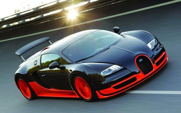 <p>Bugatti Veyron Super Sport</p>