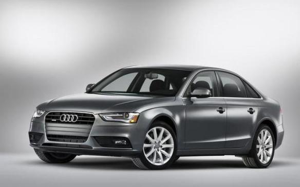2013 Audi A4 - Front
