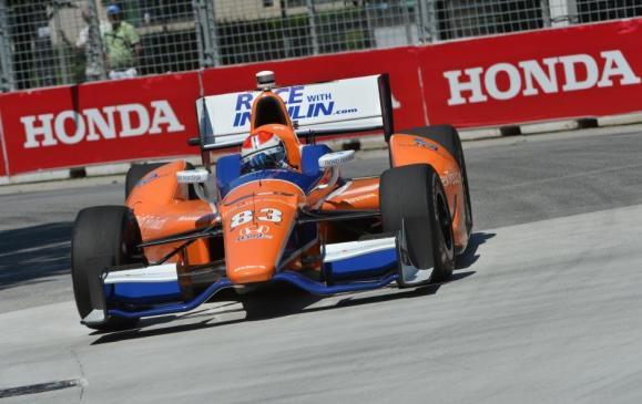 Honda Indy Toronto 2013 - Charlie Kimball