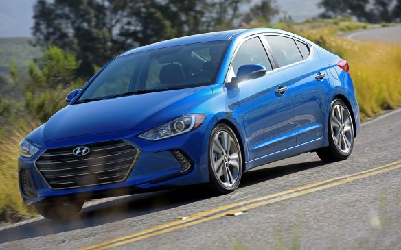 <p><strong></strong>Hyundai's compact Elantra occasionally claims the #1 passenger car sales spot for a single month but for longer periods, including Q1, it seems to have a lock on second place among cars, which makes it #4 overall. Sales of 11,578 Elantras were up 21.2% from the same period in 2015.</p>