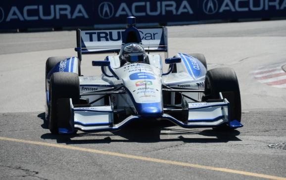 Honda Indy Toronto 2013, Sebastian Saavedra