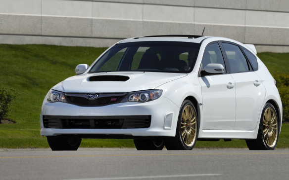<p>That was the ticket. The 2008 WRX could sprint to highway velocity in 5.8 seconds, while the retuned 2009 model made it in a scant 4.7 seconds – quicker even than the fierce STi, whose more complex AWD system bogged things down a tick. The WRX invites hard-driving abuse, but Subies are generally sturdy. Still, watch for short-lived clutches, failed a/c compressors, poor-sounding audio systems, chipped paint and interior rattles. STi owners have reported piston and ring-land cracks, often preceded by telltale oil consumption. For maximum enjoyment, stick with the regular-strength WRX.</p>