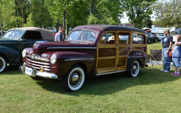 <p>1946-47 Ford Woody Wagon</p>