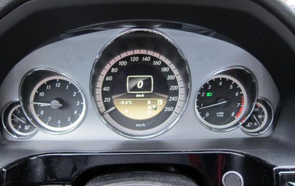 2012 Mercedes-Benz E350 - Instrument Cluster