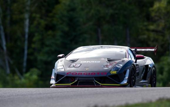 Lamborghini Gallardo - Trofeo race car
