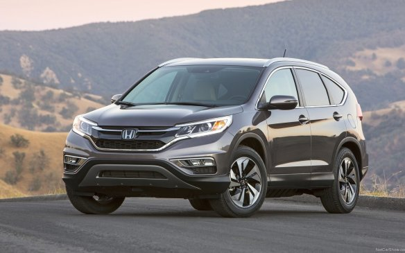 <ol> <li><strong>6. Honda CR-V –</strong> The latest CR-V has received a modest overhaul, at least from the outside, and the interior's been spruced up a bit. But it's underhood that the changes are most obvious. The 2.4-litre four-cylinder with a strong 185 horsepower and 181 lb-ft of torque is joined by a new fuel-saving CVT. The results are ratings of 9.1 L/100 km in the city, 7.2 on the highway and 8.3 combined, which makes it the second-thriftiest non-hybrid around. It's available for $28,350.</li> </ol>