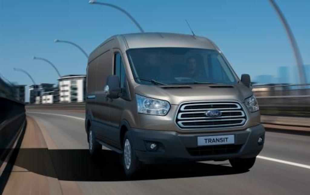 Read Auto News All New Ford Transit Full Size Van Makes