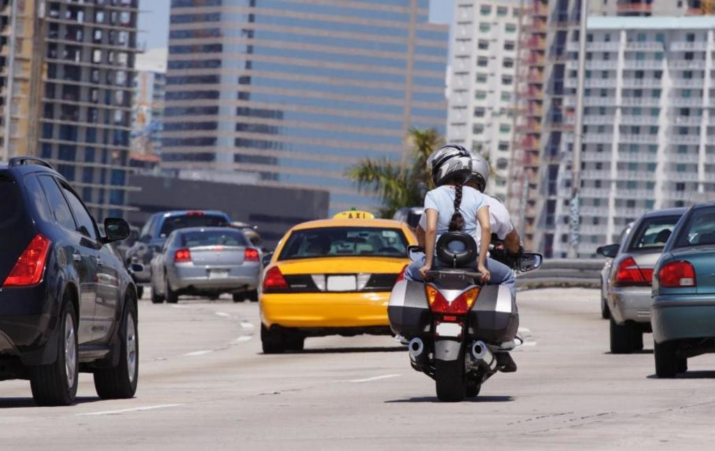 Read Driving Tips Sharing The Road With Motorcycles