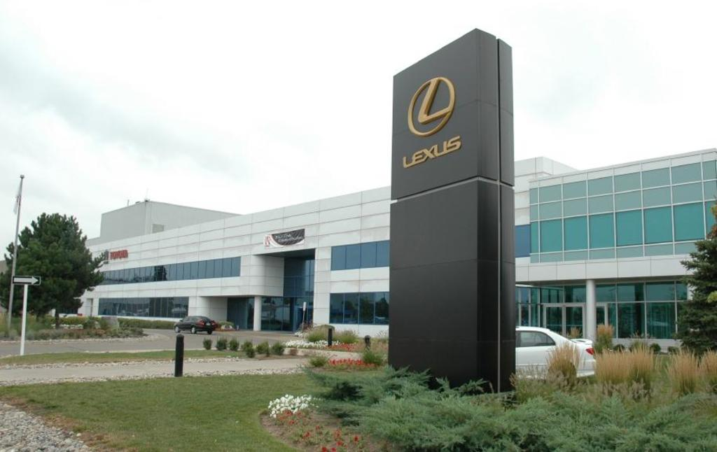 Read Auto News Canadian Toyota Plant Takes Top Quality