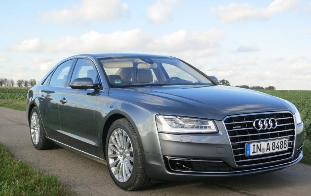 Audi A8 2013 2014 Reviews Audi A8 News Autofile Ca