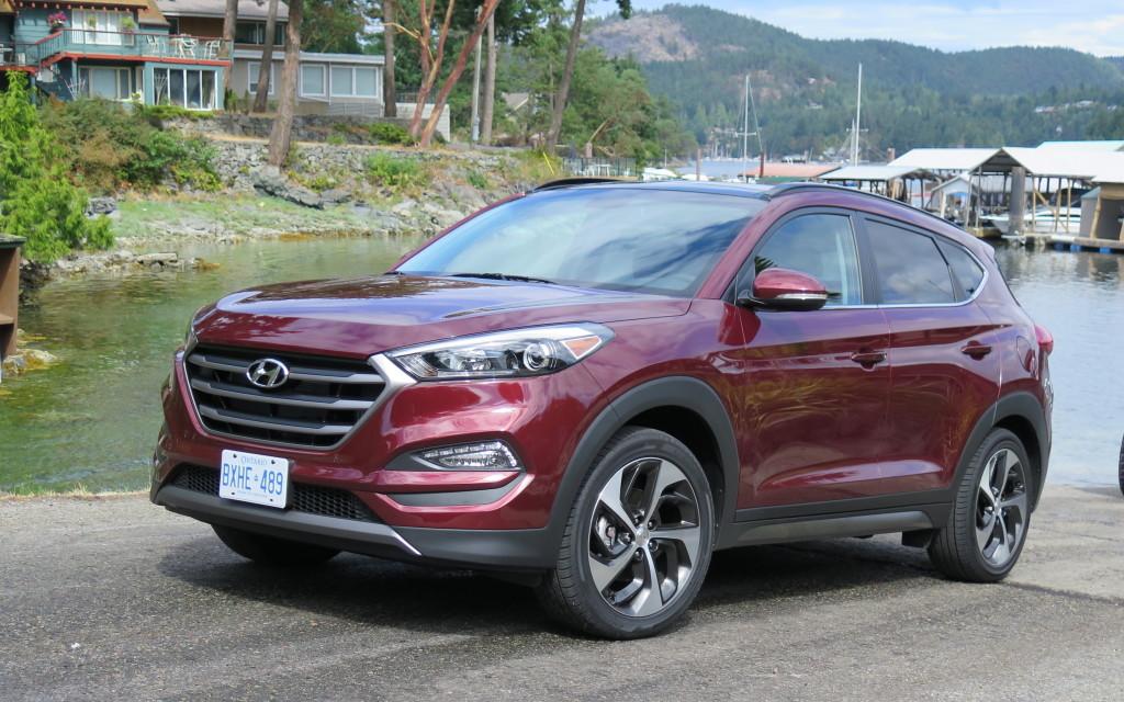 Hyundai tucson 2013 2014 reviews hyundai tucson news for Smart motors tucson reviews