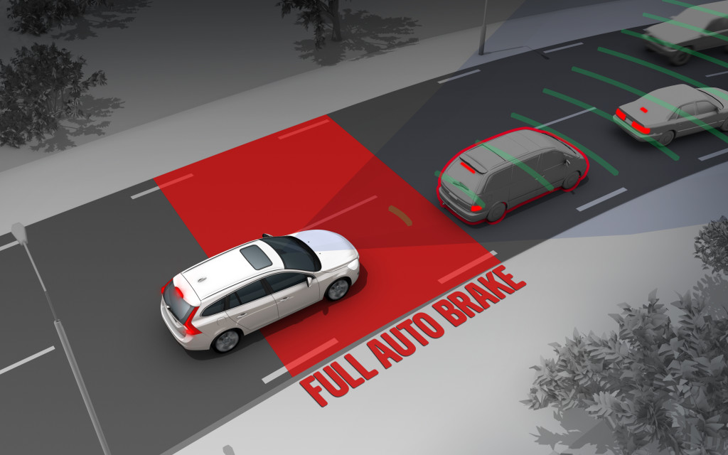 Read Automatic Emergency Braking To Become Standard