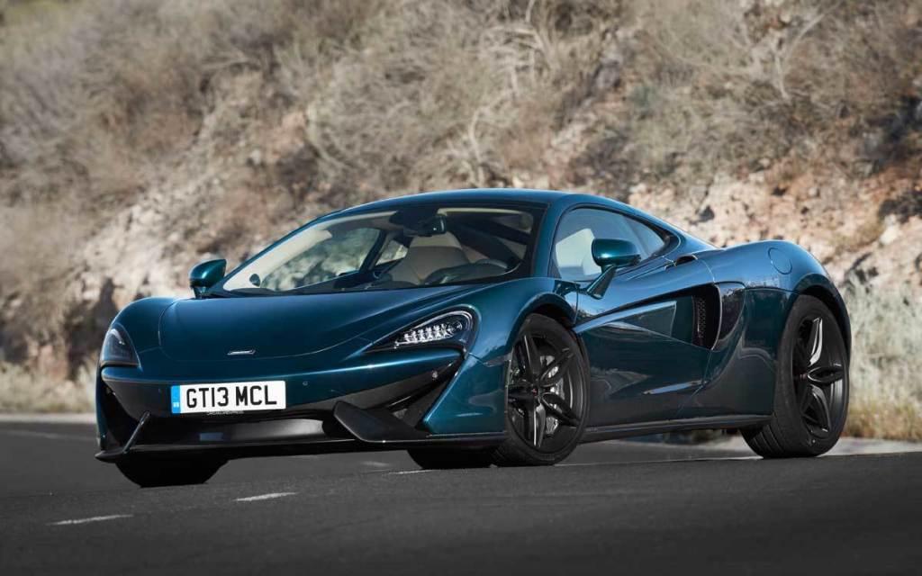Read Auto News Mclaren Shows Off Bespoke Concept 570gt