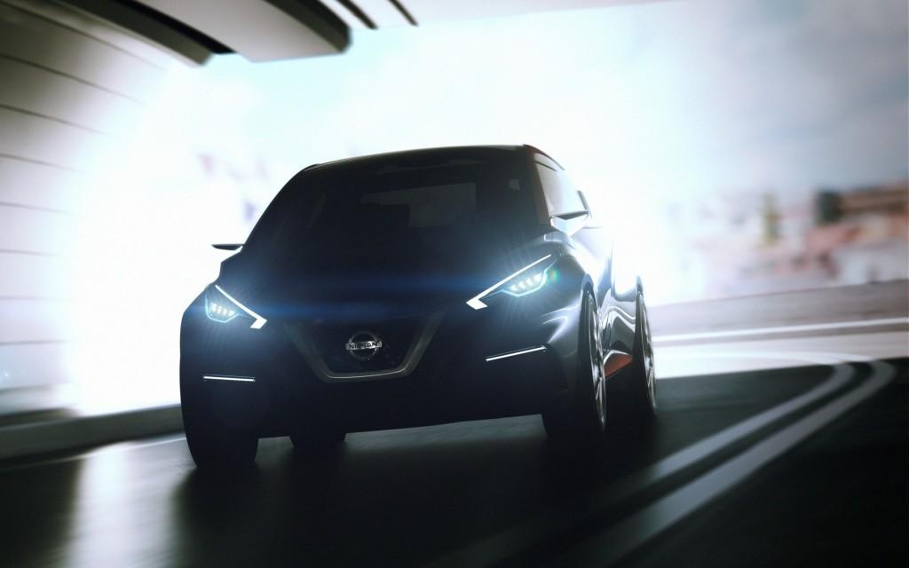 Read Auto News Nissan Sway Concept Previews Next Micra