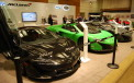 <p>Of course the show always showcases the exotics downstairs in the North Building.  You can find McLaren, Pfaff, Lamborghini, Porsche, Tesla and many other exotic brands on display here.  Of course you can't get up as close and personal with these models as you can with some of the other vehicles on display.</p>