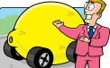 <p>The probability of acquiring a troublesome used car is low but it's not zero</p>