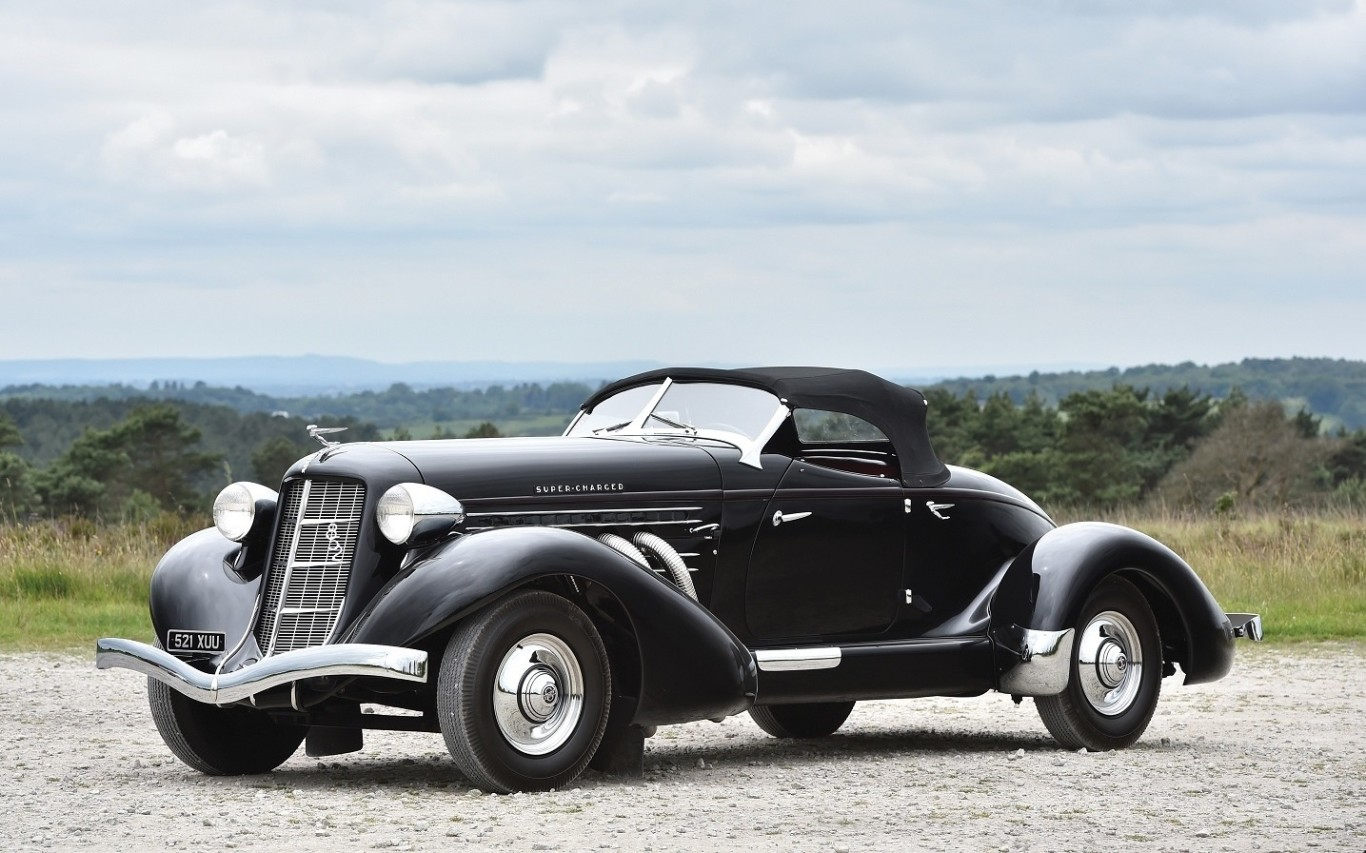 Fabulous Auburn Speedster among cars to see at Cobble Beach