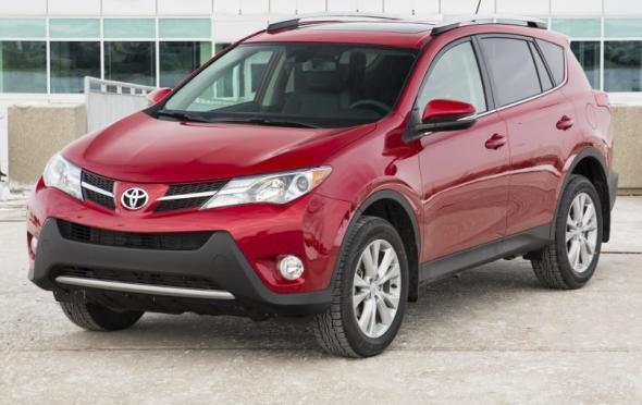 Consumer Reports Ranks Honda CR V As Top Small SUV