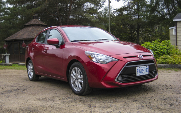 First Drive 2016 Toyota Yaris Sedan Gets Zoom Zoom Autofile