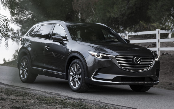 New Mazda CX-9 gets first SkyActiv turbo | Autofile.ca