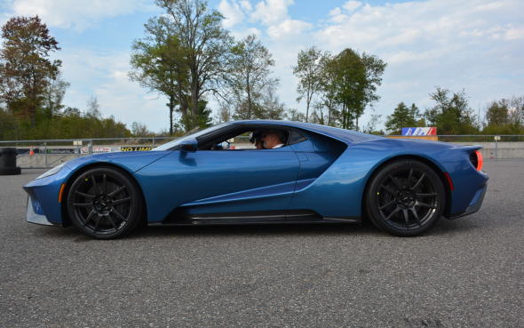 Ford Gt First Gt Delivered In Canada At Calabogie