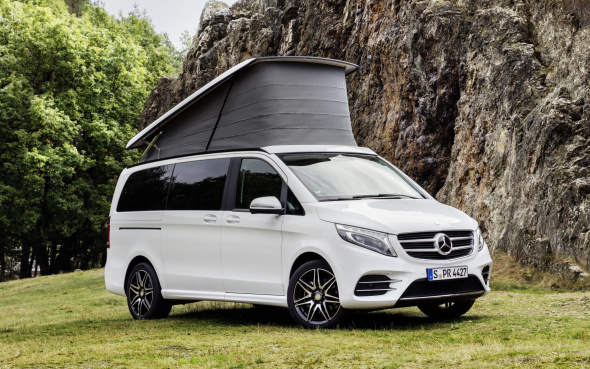 Mercedes Marco Polo >> Mercedes Benz Offers Minivan For All Adventures Autofile Ca