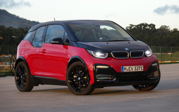 Quick Take 2018 Bmw I3s Ups The Ante For Compact Evs Autofile Ca