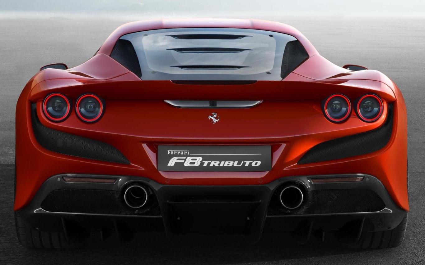 Ferrari shows off new berlinetta ahead of Geneva