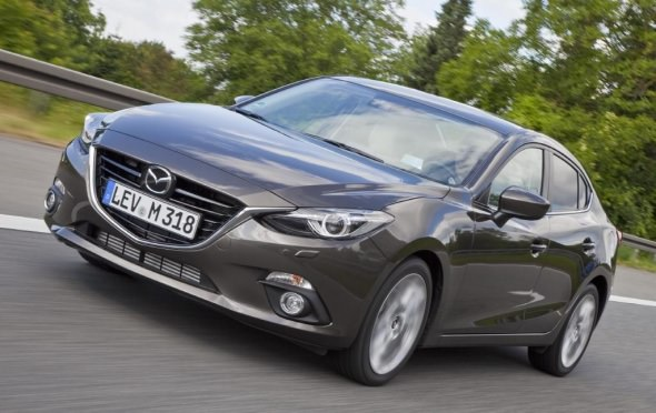 FIRST DRIVE: 2014 Mazda3 | Autofile ca