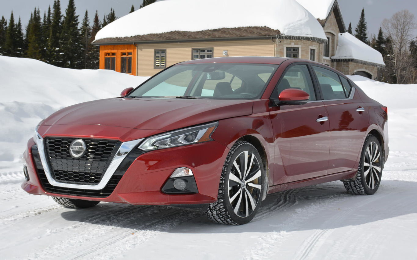 FIRST DRIVE: 2019 Nissan Altima goes against the grain