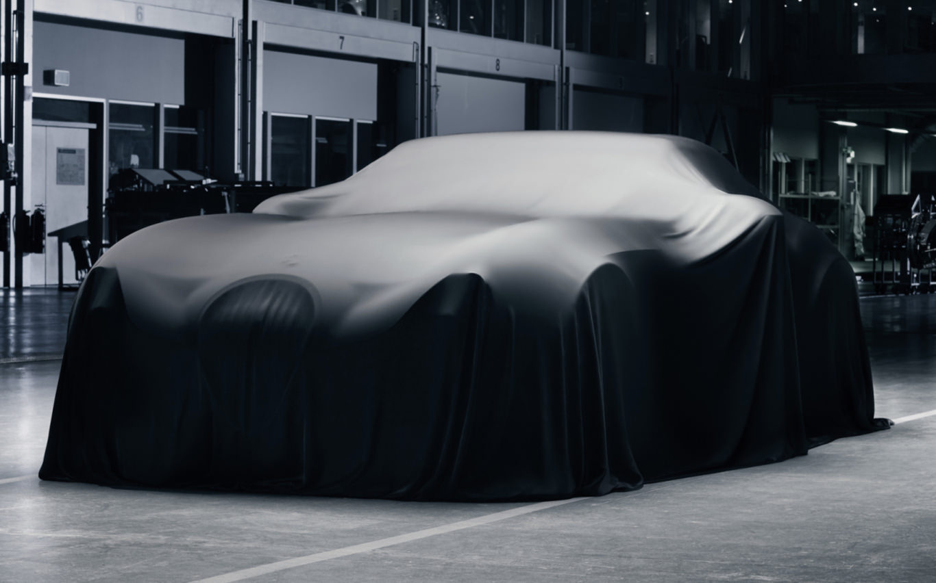Are you ready for a new high-performance German sports car?