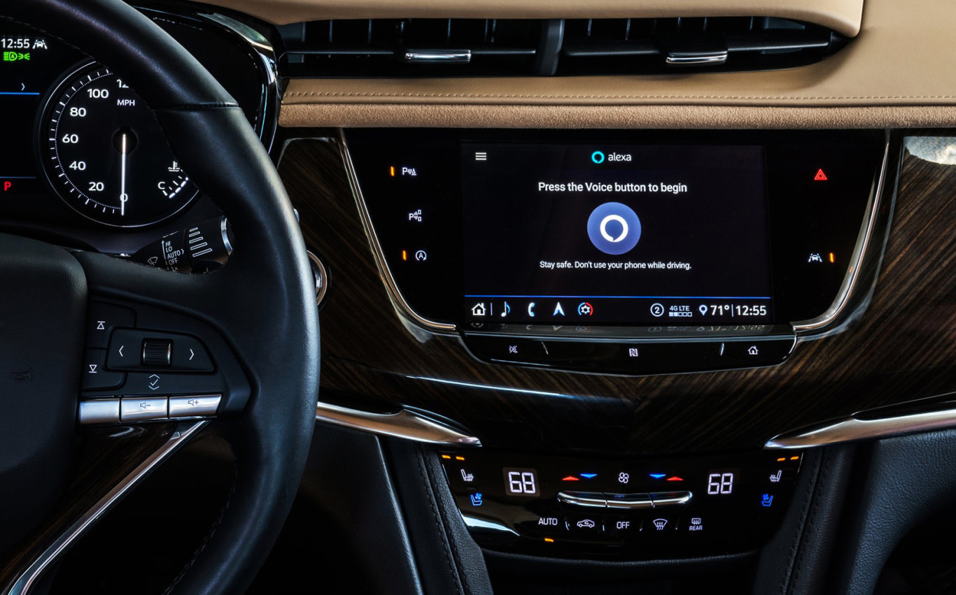 Alexa will soon be available to control GM models