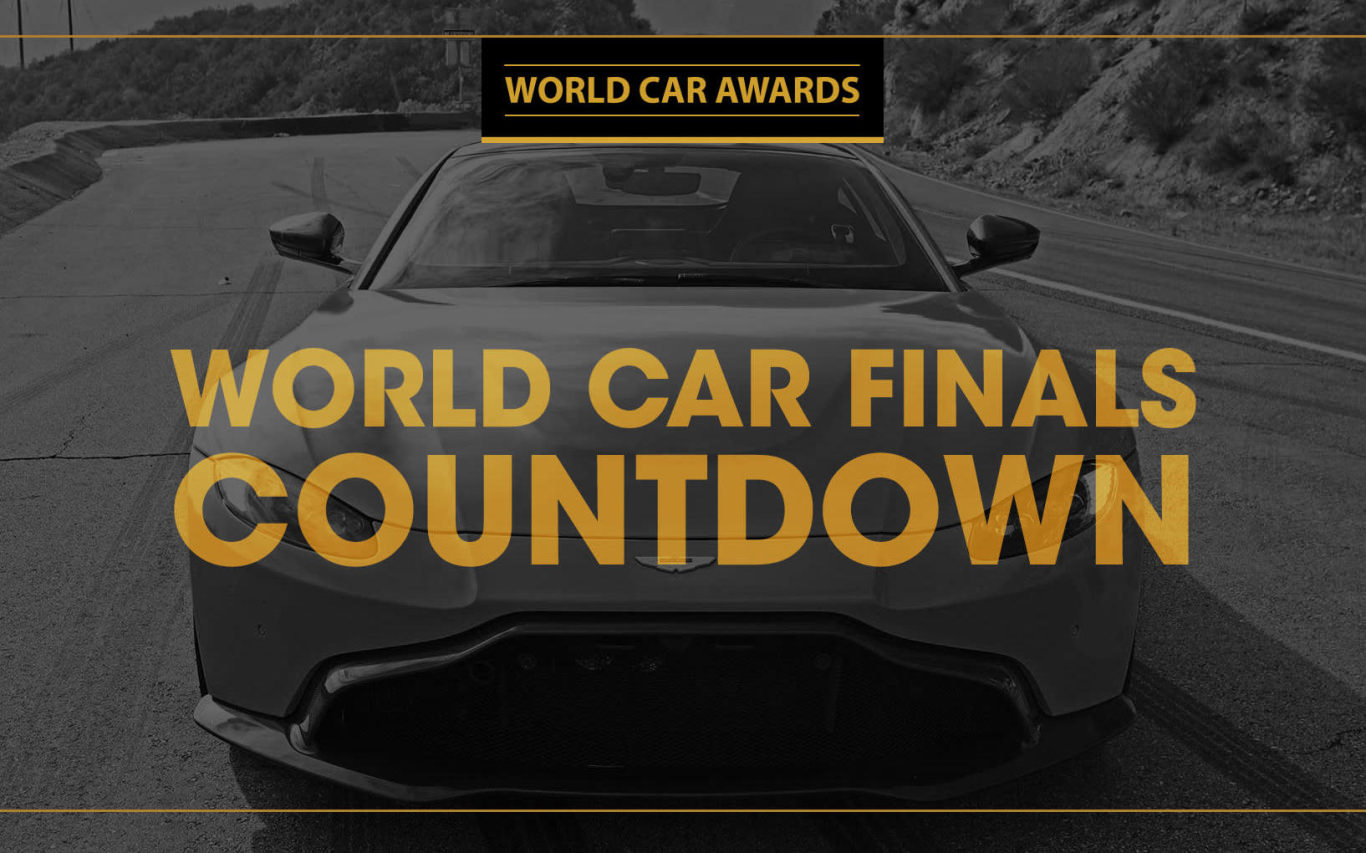 """""""Top Three in The World"""" awards finalists revealed"""