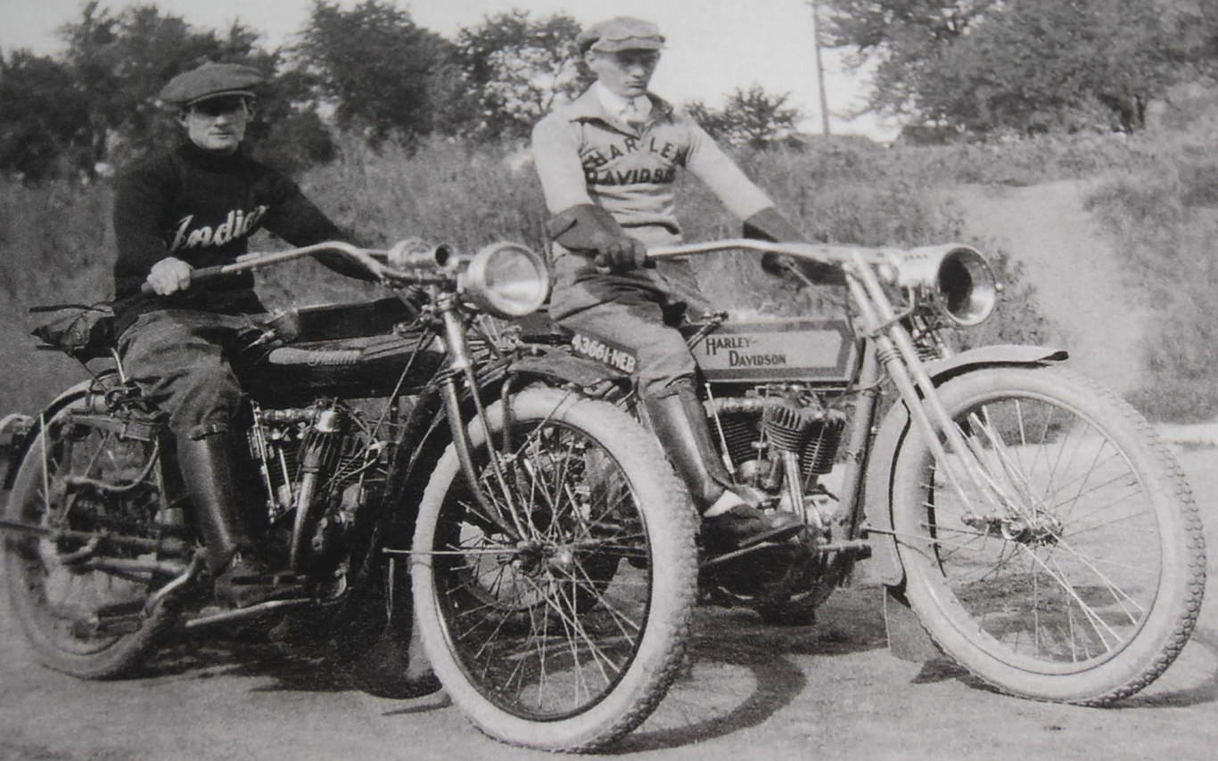 Harley-Davidson vs Indian: The Beginning of a Rivalry