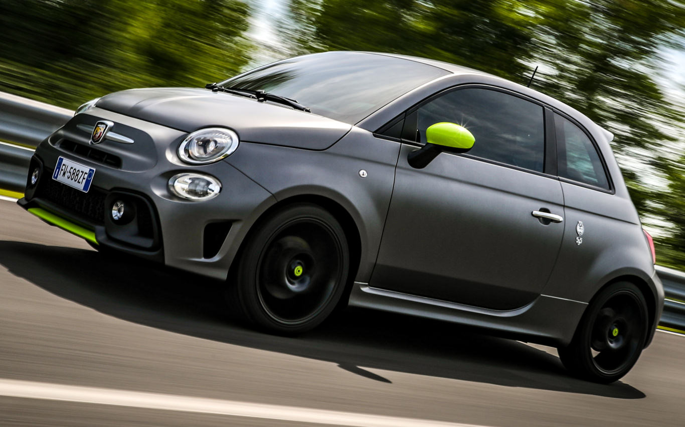 Abarth adds a more potent stinger to 2020 Fiat 500