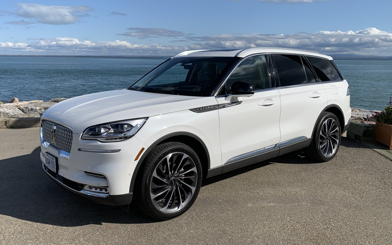 First Drive: 2020 Lincoln Aviator flies into luxury SUV dogfight